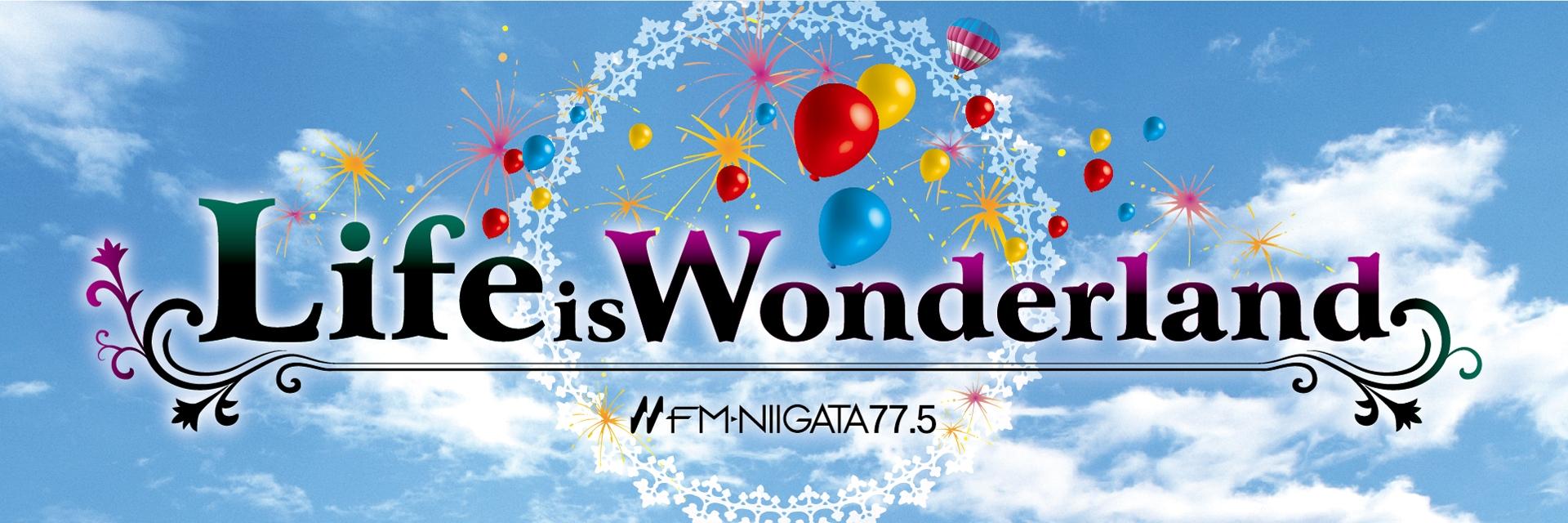 FM-NIIGATA 77.5MHz Life is Wonderland